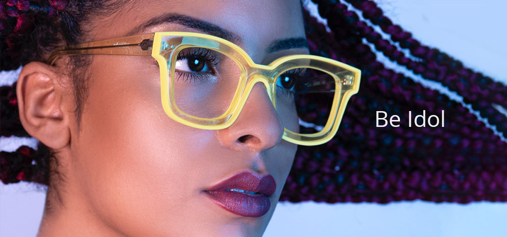 Impressive frame Be Idol from exclusive Sabine Be Eyewear collection