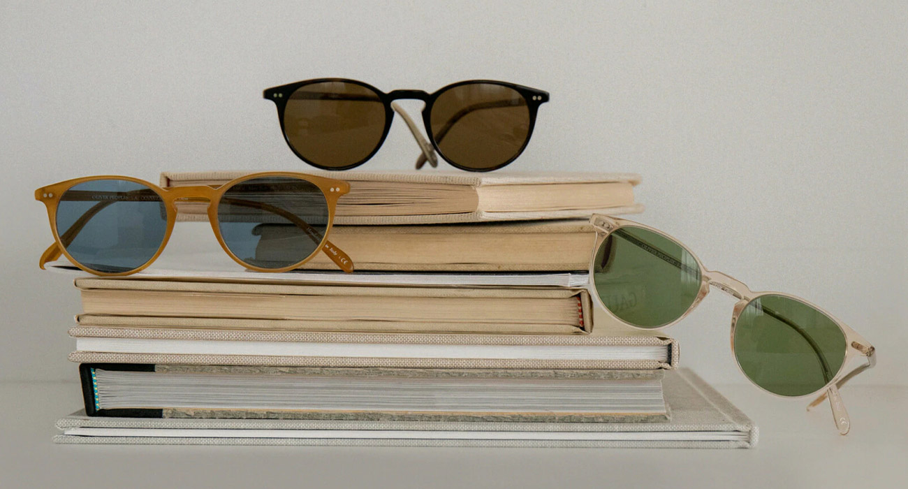 Oliver Peoples Fall 2021 Timeless Sunglass Collection