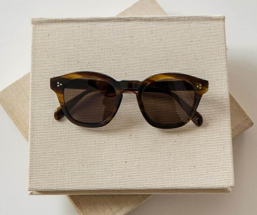 Oliver Peoples Classic Frames Boudreau L.A. Sunglasses Fall 21 collection