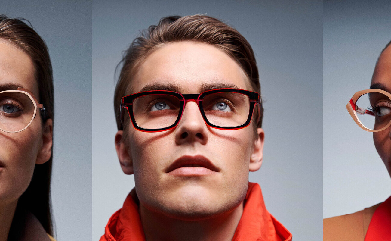 Face A Face FW2021 Optical Collection Light and Color