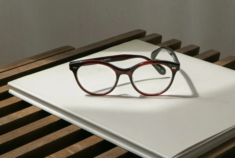 Oliver Peoples Women Optical Frames Gwinn Eyeglasses Fall 21 Collection