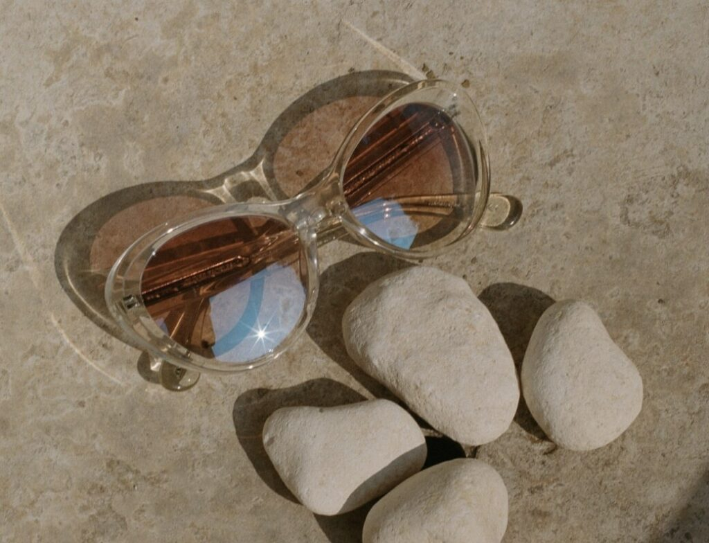 Oliver Peoples Sunglasses Zarene Fall 2021 Butterfly Frame